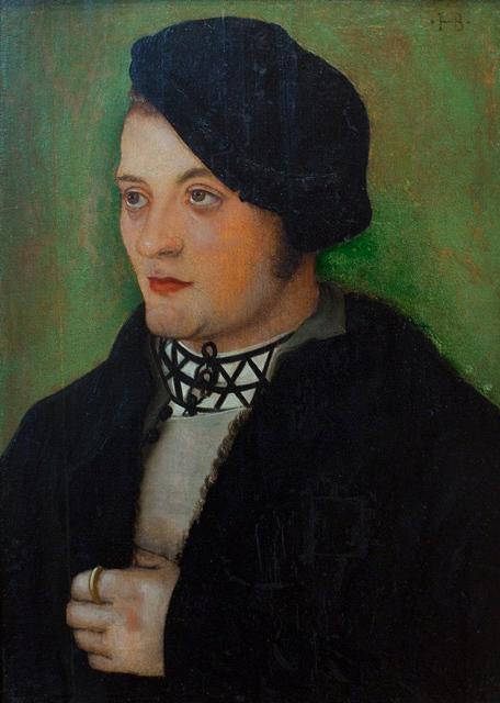 Рутгерский университет вернул портрет эпохи ренессанса, отобранный нацистами