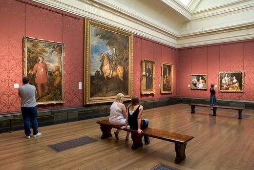 Национальная галерея получила пожертвование в 2 млрд фунтов стерлингов